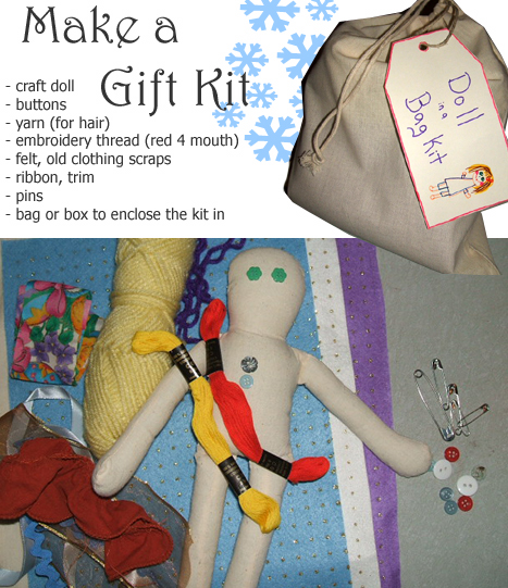 doll kit