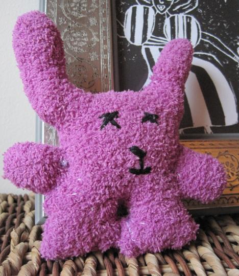 baby glove bunny